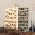 Das Corbusierhaus von Südwesten gesehen