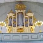 Die Orgel des Französischen Domes in Berlin