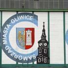 Das Logo der Stadt Gliwice
