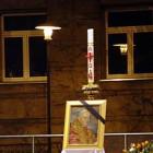 Abschiednahme von Papst Johannes Paull II