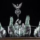The Quadriga of the Brandenburg Gate