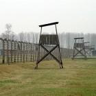 Wachtürme in Auschwitz-Birkenau