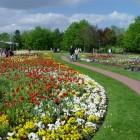 Der Britzer Garten in Berlin