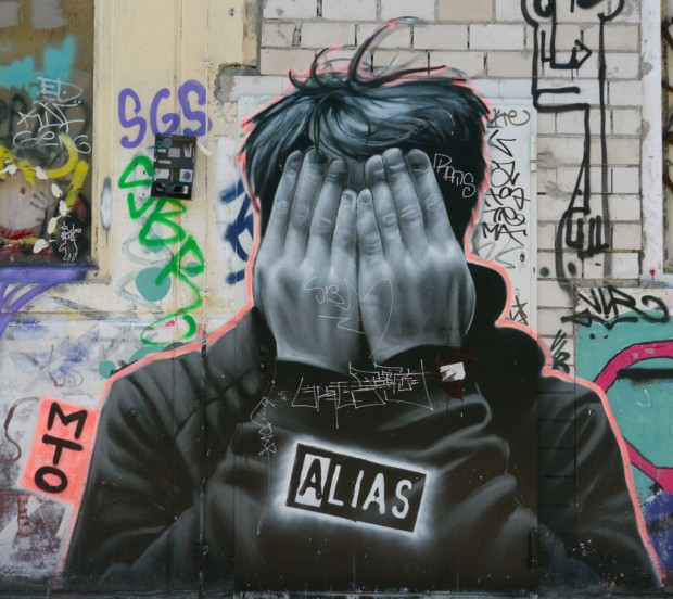 Alias portrayed by MTO