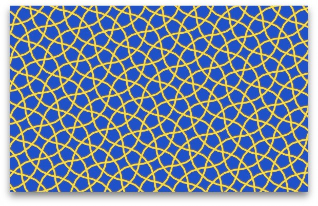 Pattern created with the Girih App