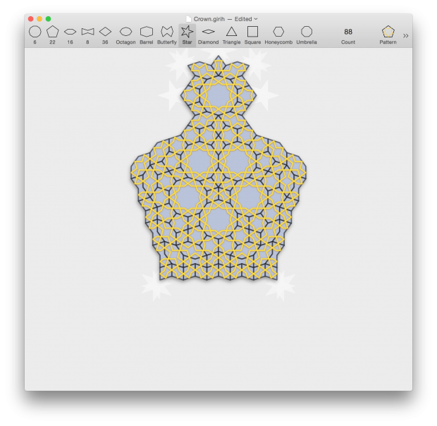 Girih App by Stefan Hintz